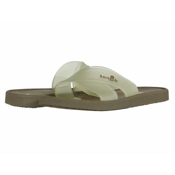 サヌーク レディース サンダル シューズ Beachwalker Slide TX Desert Sage
