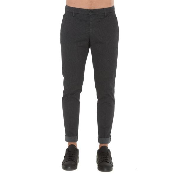 ドンダップ メンズ カジュアルパンツ ボトムス Dondup Gaubert Trousers Grey
