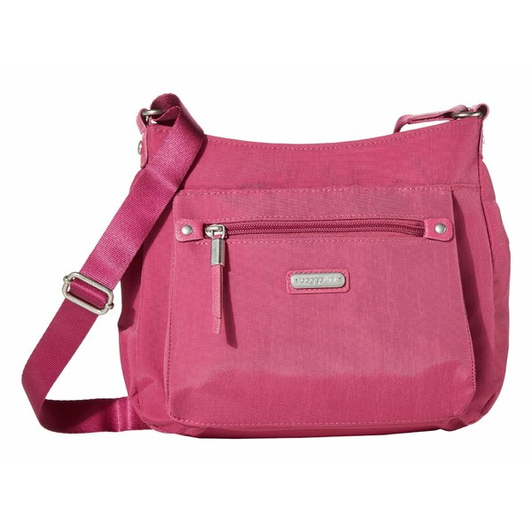 バッガリーニ レディース ハンドバッグ バッグ New Classic Uptown Bagg with RFID Phone Wristlet Deep Fuchsia