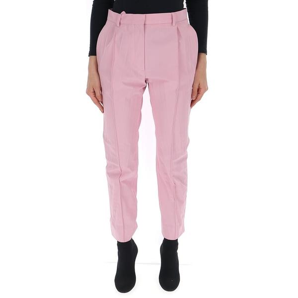 代引き手数料無料 ヴァレンティノ レディース カジュアルパンツ ボトムス Valentino Cropped Pleated Trousers -, ブランド古着の専門店 ジージー 7d6c38e4
