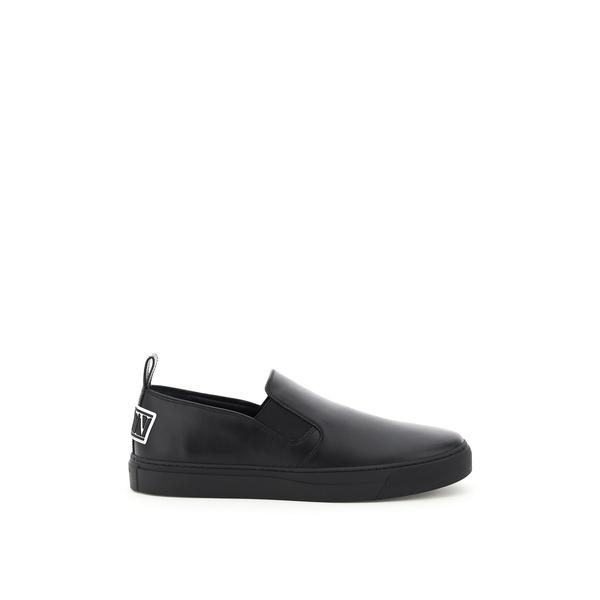 買い物 ヴァレンティノ メンズ シューズ スニーカー - 全商品無料サイズ交換 On Sneakers Valentino Slip 上品 VLTN