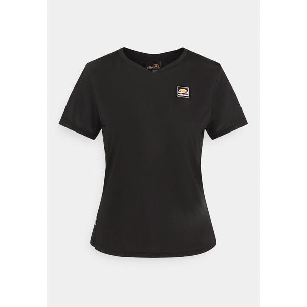 - - トップス GORILO black エレッセ T-shirt Basic Tシャツ TEE レディース