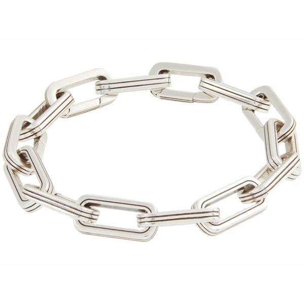 ブライトン レディース 交換無料 アクセサリー 予約販売 ブレスレット バングル アンクレット Link Maria Bracelet Silver 全商品無料サイズ交換