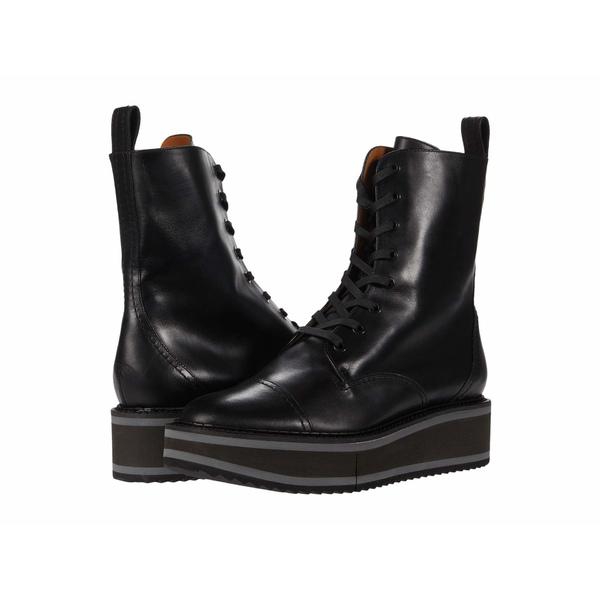クレージェリ レディース シューズ ブーツ ファッション通販 レインブーツ British4 爆安プライス Black Calfskin 全商品無料サイズ交換