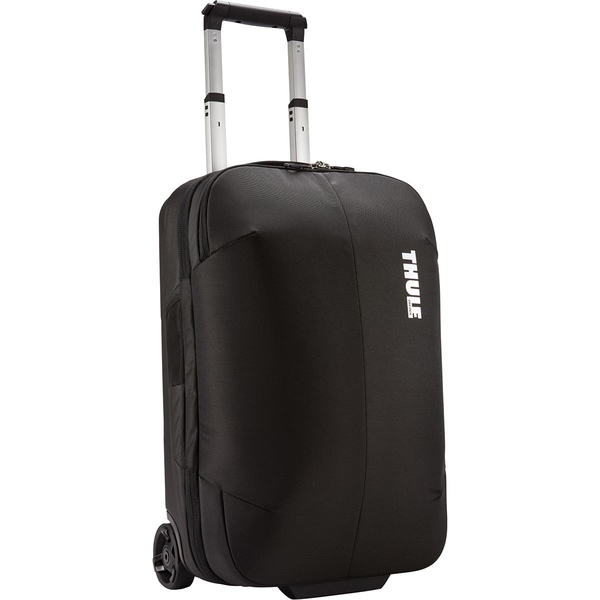 スリー レディース ボストンバッグ バッグ Subterra Carry-On 22in Rolling Gear Bag Black