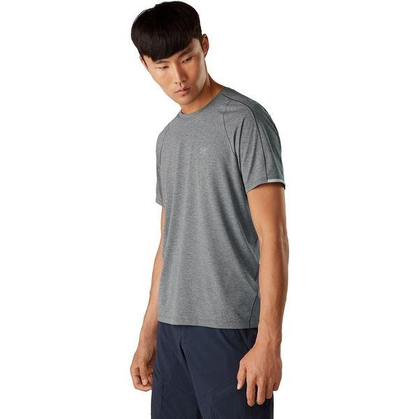 アークテリクス メンズ シャツ トップス Cormac Crew Short-Sleeve Shirt - Men's Cinder