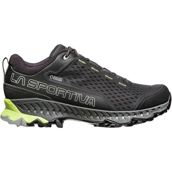 ラスポルティバ メンズ ハイキング スポーツ Spire GTX Hiking Shoe - Men's Carbon/Apple Green