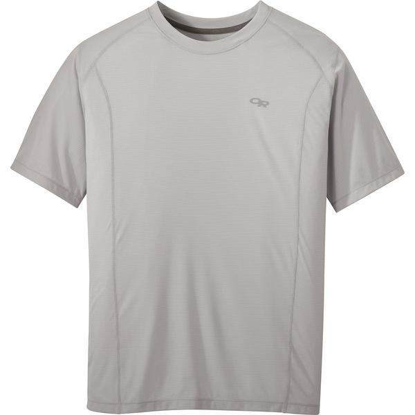 アウトドアリサーチ メンズ シャツ トップス Echo Short-Sleeve T-Shirt - Men's Pebble