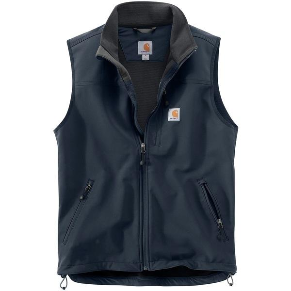 カーハート メンズ ベスト トップス Denwood Vest - Men's Navy