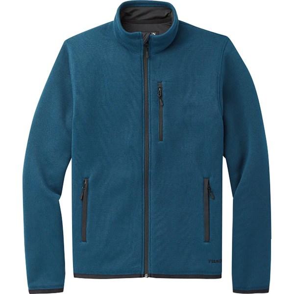 フィルソン メンズ ジャケット&ブルゾン アウター Ridgeway Fleece Jacket - Men's Mallard Teal