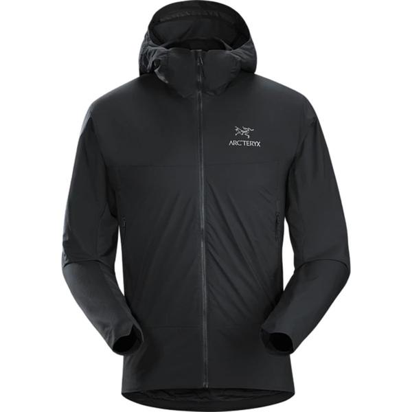 アークテリクス メンズ ジャケット&ブルゾン アウター Atom SL Hooded Insulated Jacket - Men's Black
