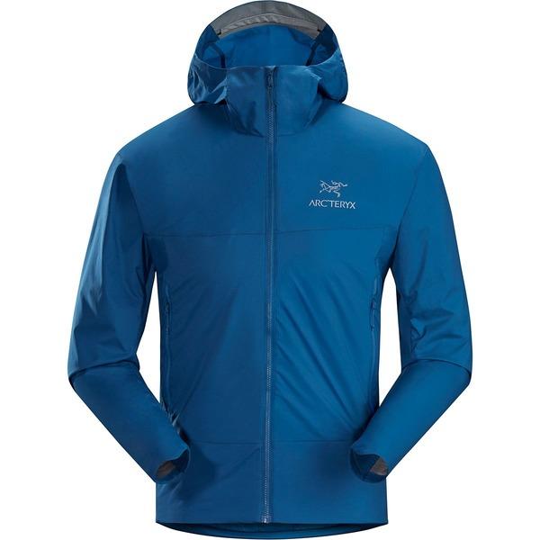 アークテリクス メンズ ジャケット&ブルゾン アウター Atom SL Hooded Insulated Jacket - Men's Cobalt Sun