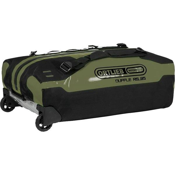 オルトリーブ レディース ボストンバッグ バッグ Roller System 140L Duffel Olive/Black