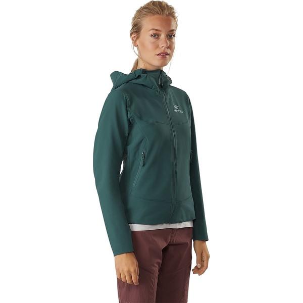 アークテリクス レディース ジャケット&ブルゾン アウター Gamma LT Hooded Softshell Jacket - Women's Astral