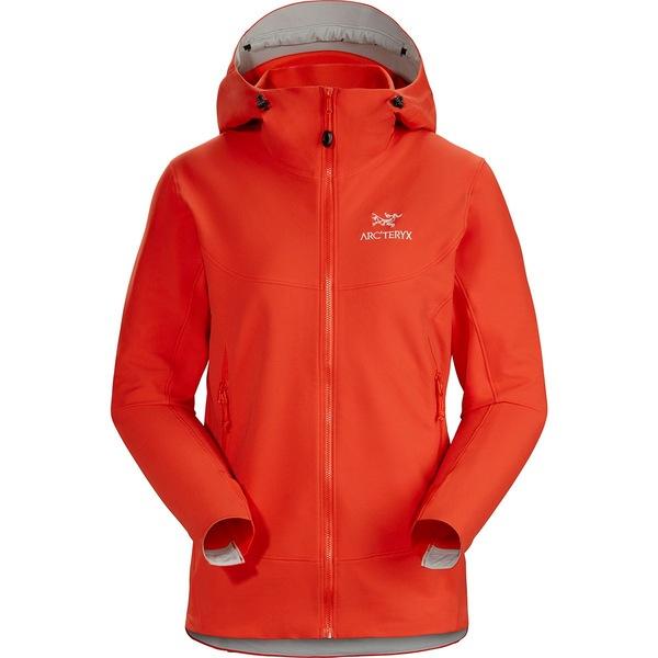 アークテリクス レディース ジャケット&ブルゾン アウター Gamma LT Hooded Softshell Jacket - Women's Hyperspace