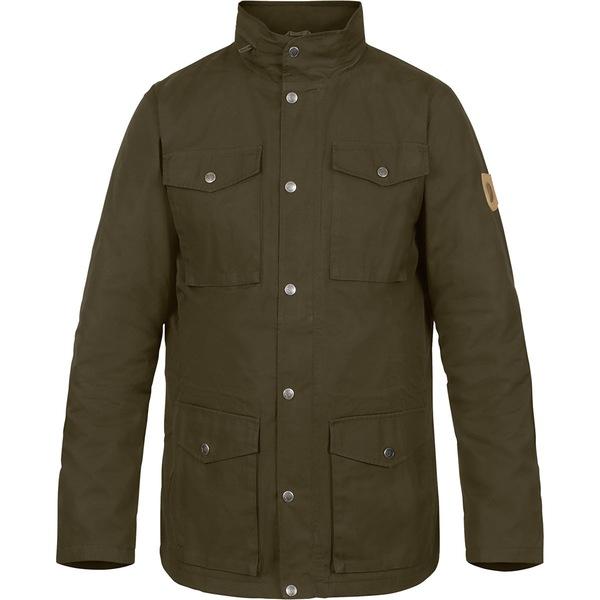 フェールラーベン メンズ ジャケット&ブルゾン アウター Raven Padded Jacket - Men's Khaki