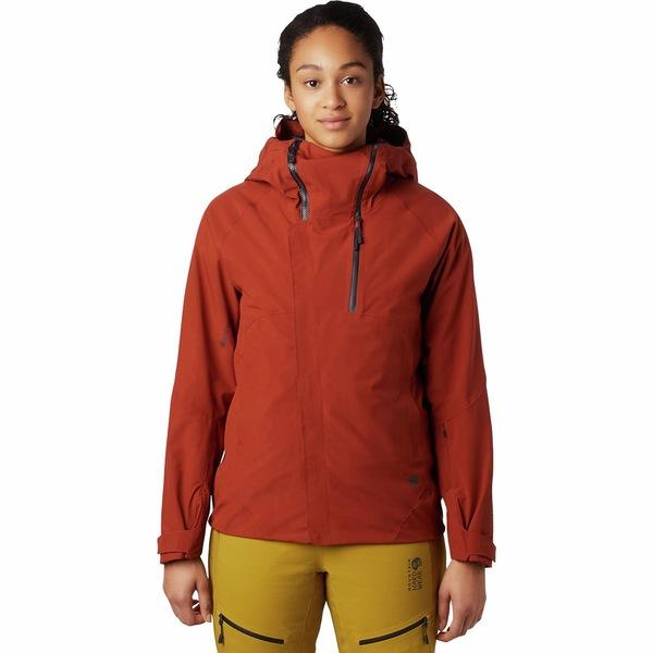 マウンテンハードウェア レディース ジャケット&ブルゾン アウター Cloud Bank GTX Insulated Jacket - Women's Rusted