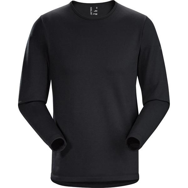 アークテリクス メンズ ジャケット&ブルゾン アウター Dallen Fleece Pullover - Men's Black