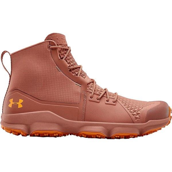 アンダーアーマー メンズ ハイキング スポーツ Speedfit 2.0 Hiking Boot - Men's Cedar Brown/Persimmon/Persimmon