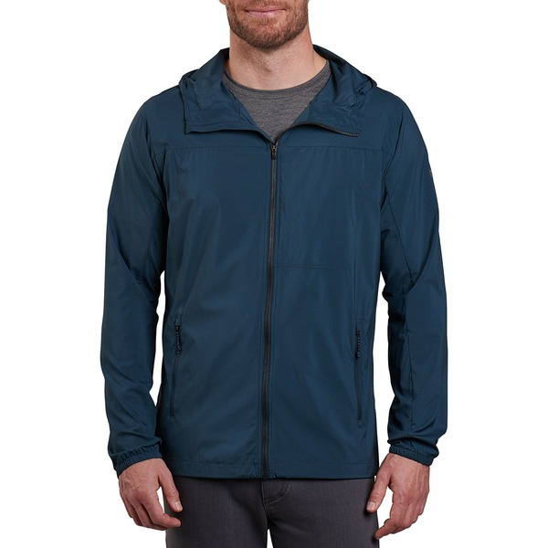 キュール メンズ ジャケット&ブルゾン アウター Eskape Jacket - Men's Slate Blue
