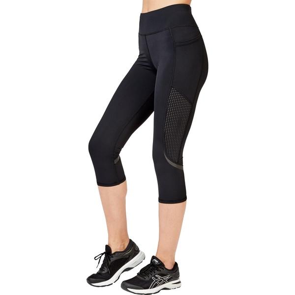 スウェッティベティ レディース カジュアルパンツ ボトムス Zero Gravity Cropped Running Legging - Women's Black