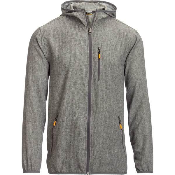 オービス メンズ ジャケット&ブルゾン アウター Outsmart Hooded Jacket - Men's Heather Gray