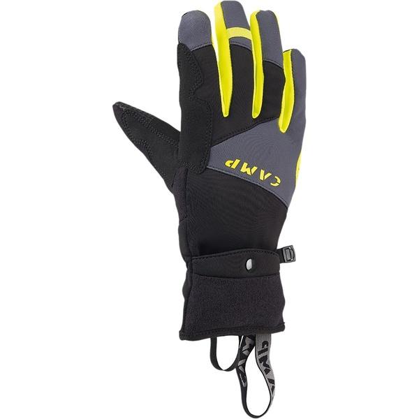 キャンプユーエスエー メンズ 手袋 アクセサリー G Comp Warm Glove Black/Lime