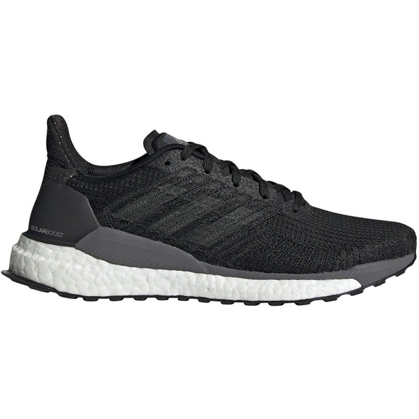 アディダス レディース ランニング スポーツ Solar Boost Running Shoe - Women's Core Black/Carbon/Grey Five