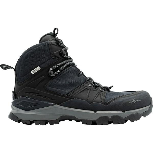 オルトラ メンズ ハイキング スポーツ Tushar Boot - Men's Black