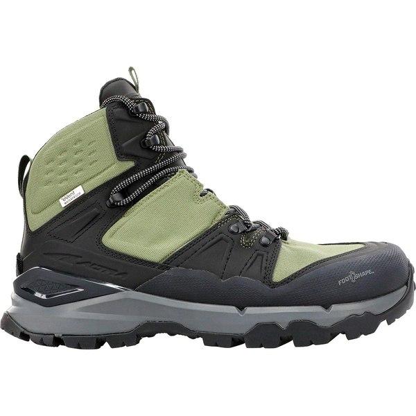 オルトラ メンズ ハイキング スポーツ Tushar Boot - Men's Green