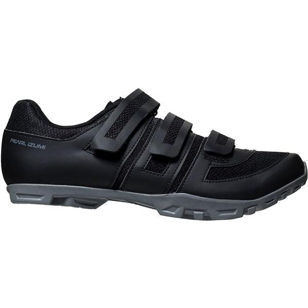 パールイズミ メンズ サイクリング スポーツ All-Road v5 Cycling Shoe - Men's Black/Black