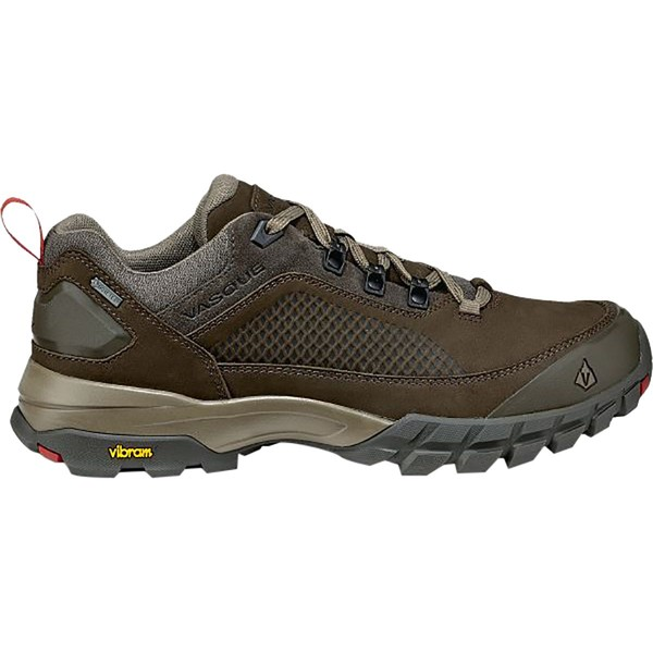 バスク メンズ ハイキング スポーツ Talus XT Low GTX Hiking Shoe - Men's Brown Olive
