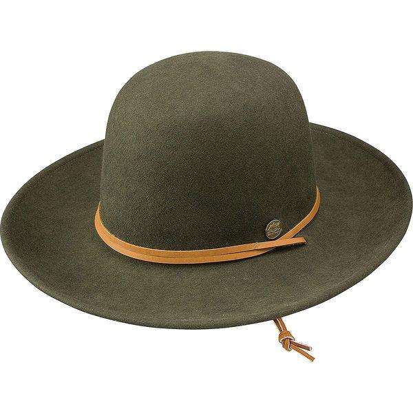 ステトソン メンズ 帽子 アクセサリー Beatnik Hat Forest