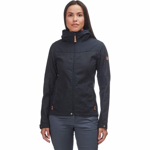 フェールラーベン レディース ジャケット&ブルゾン アウター Stina Jacket - Women's Black