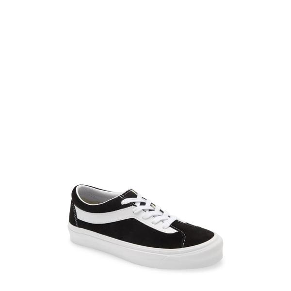 バンズ レディース スニーカー シューズ Suede Bold Ni Sneaker Black/ True White