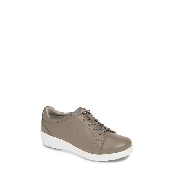 アレグリア レディース スニーカー シューズ Cliq Sneaker Dove Leather