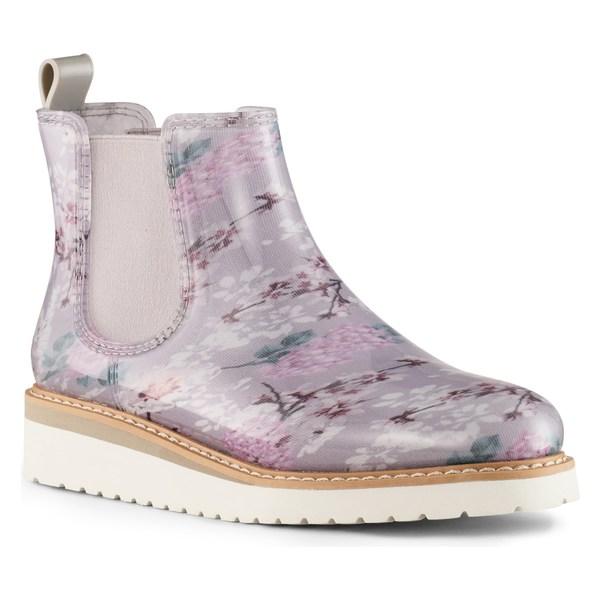 クーガー レディース ブーツ&レインブーツ シューズ Cougar Kensington Chelsea Rain Boot (Women) Blossom