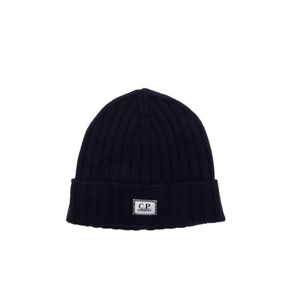 シーピーカンパニー メンズ アクセサリー 帽子 Blue 全商品無料サイズ交換 シーピーカンパニー メンズ 帽子 アクセサリー Cp Company Wool Hat Blue