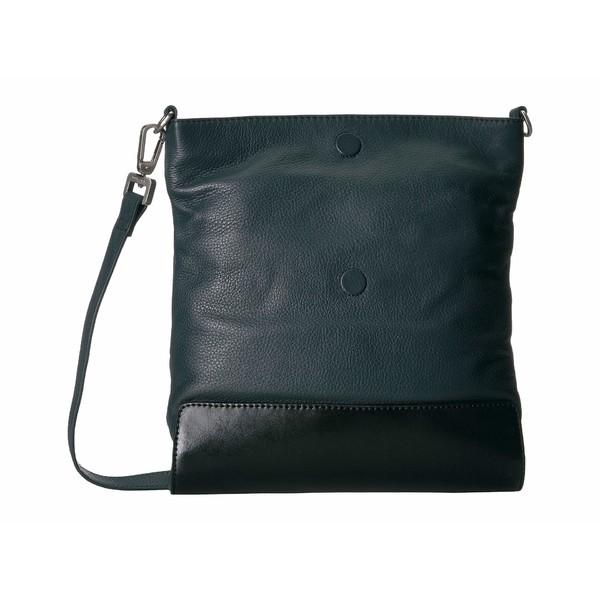 モレスキン メンズ ビジネス系 バッグ Classic Leather Crossbody Bag Sapphire Blue