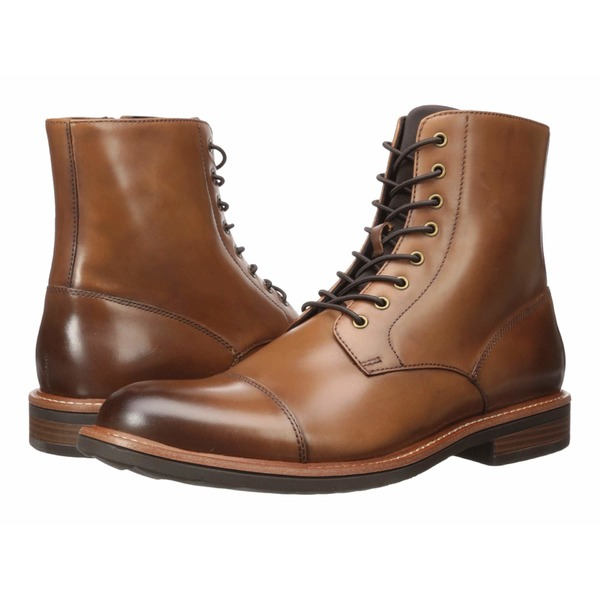 ケネスコール メンズ ブーツ&レインブーツ シューズ Klay Flex Boot Cognac