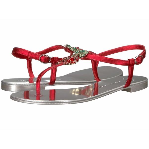 ジュゼッペザノッティ レディース サンダル シューズ E900057 Metal Fragola