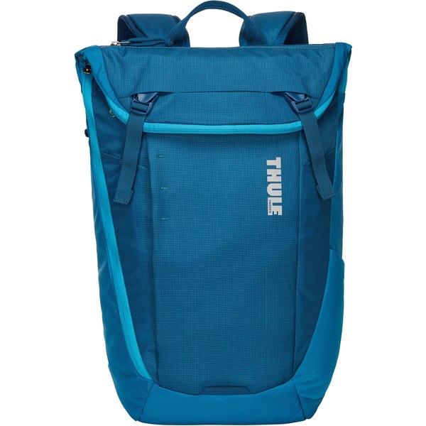 スリー メンズ バックパック・リュックサック バッグ Thule EnRoute Backpack (20L) Poseidon
