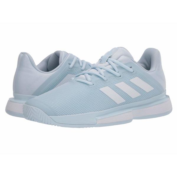 アディダス レディース スニーカー シューズ SoleMatch Bounce Sky Tint/Footwear White/Sky Tint