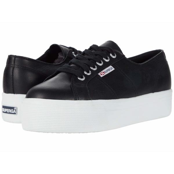 スペルガ レディース スニーカー シューズ 2790 Naplngcotw Sneaker Black