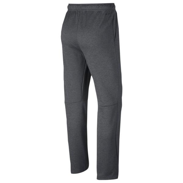 ナイキ メンズ カジュアルパンツ ボトムス Therma Fleece Pants Charcoal Heather BlackP80wknO
