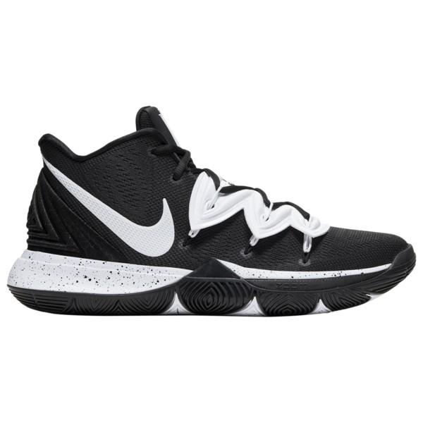 ナイキ メンズ バスケットボール スポーツ Kyrie 5 Kyrie Irving | Black/White