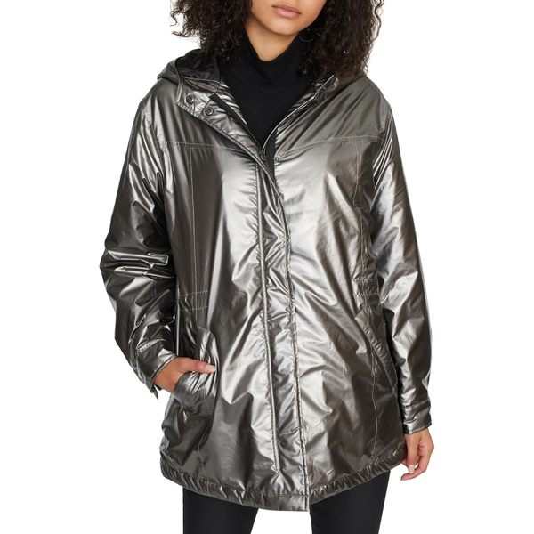 サンクチュアリー レディース ジャケット&ブルゾン アウター Street Style Jacket Silver