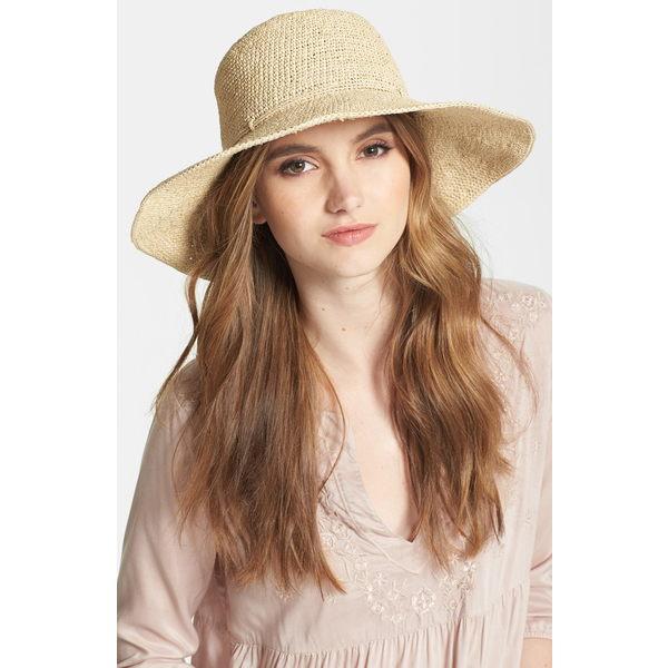 ヘレンカミンスキー レディース ヘアアクセサリー アクセサリー Tahani Raffia Hat Natural