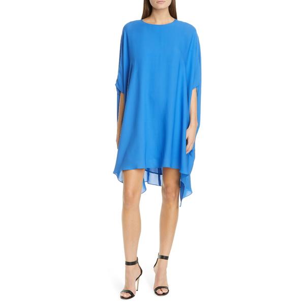 セント ジョン コレクション レディース ワンピース トップス Draped Silk Georgette Dress Oasis