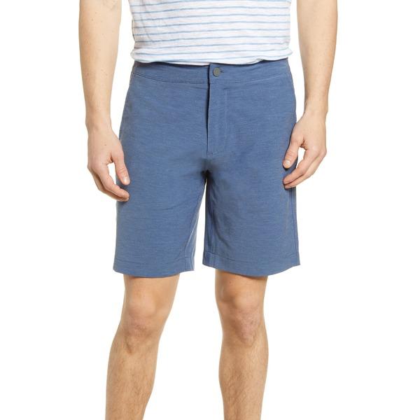 ファエティ メンズ カジュアルパンツ ボトムス All Day Shorts Navy